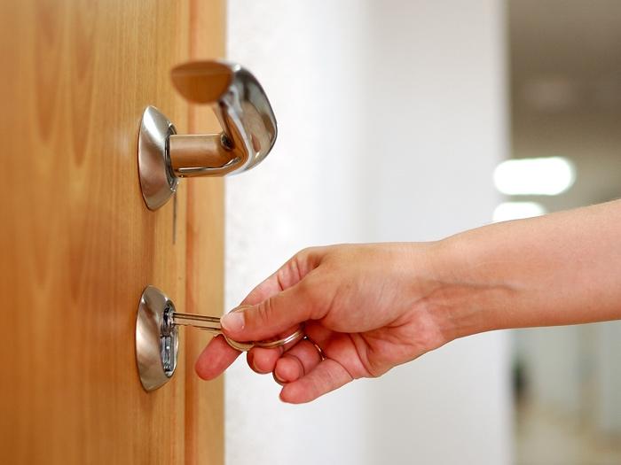 Awaryjne otwieranie drzwi mieszkań w Gliwicach